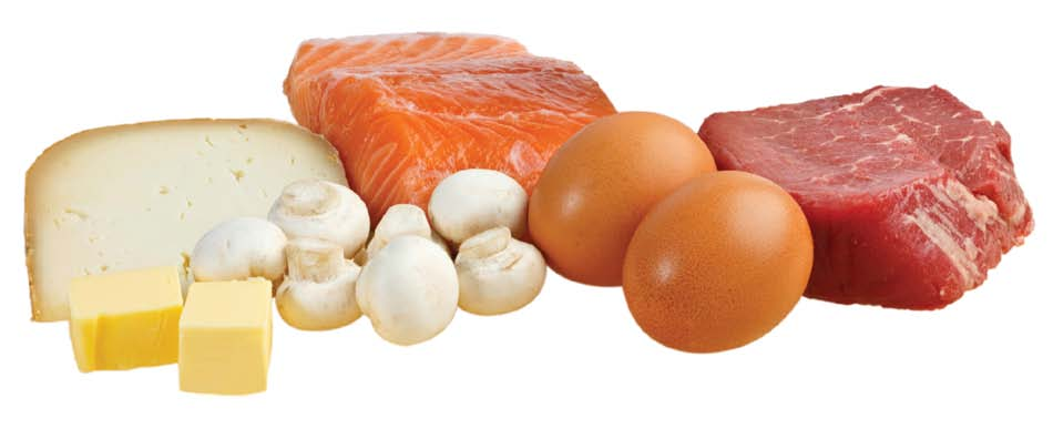 In addition to sunshine, you can get vitamin D from salmon, tuna, mackerel, cod liver oil, egg yolks, low fat milk, non-dairy milk alternatives, 100 percent orange juice and supplements.